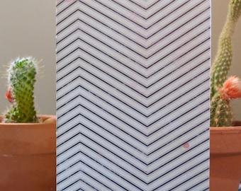 Striped Journals