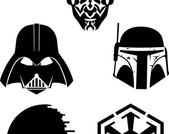 Star Wars, faces of the Empire