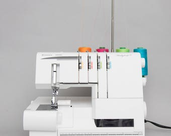 Husqvarna Viking Huskylock S21 Sewing Machine - Refurbished