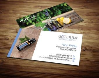 doTERRA Business Card Design 5