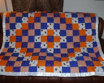 Diamond University of Florida Throw Blanket