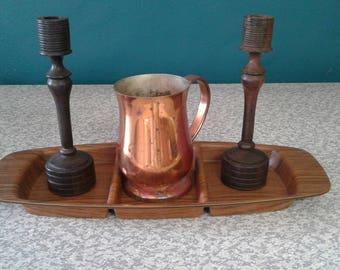 Robex-Wood Vintage Tray