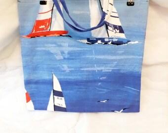 Sail bag sailboat