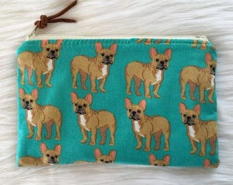 Shimmer Pouch. Pups.