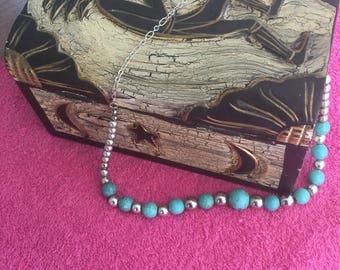 Sky necklace - series Barbara N2