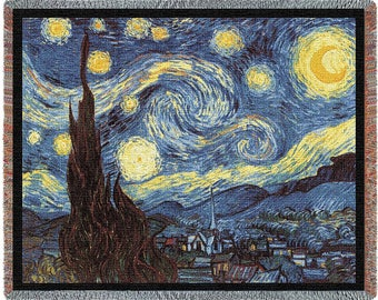 Starry Night Blanket