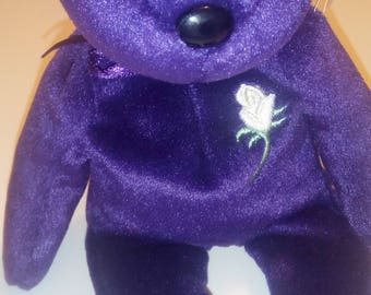 Extremely Rare Ty Beanie Baby- Princess
