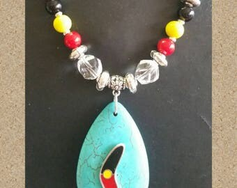 Aboriginal Womans Necklace