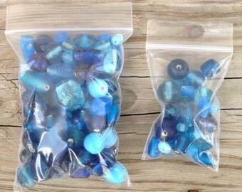 Assorted Glass Bead Mix