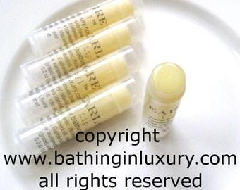 Earl Grey Tea Lip Balm - gift for women spring wedding favor summer celebrations Gift for Men, for women fresh gift for her