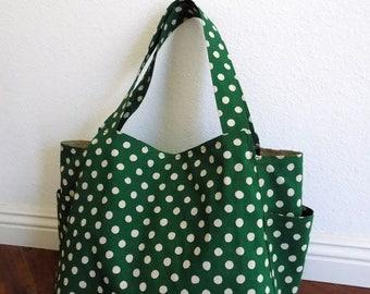 CUSTOM Tulip Bag. One of a kind, your choice of fabrics.