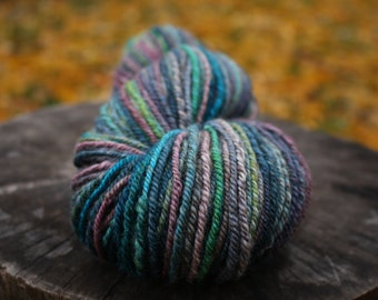 Be the Light - Handspun Mixed BFL