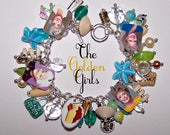 GOLDEN GIRLS Charm Bracelet