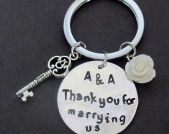Officiant Gift Officiant Gift Idea Gift for Wedding