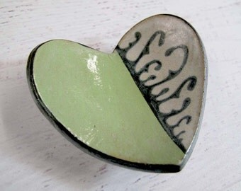 Small Heart Ring Dish