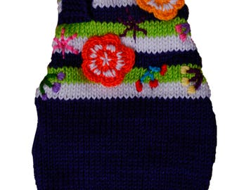 pet sweater ,individually crafted to fit any breed including dachshund weiner,dog sweaters,jackets,hoodie ,other colors are possible