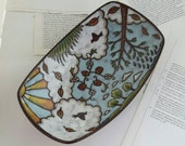RESERVED ***for Angela only*** Custom Hand-painted Ceramic Bowl