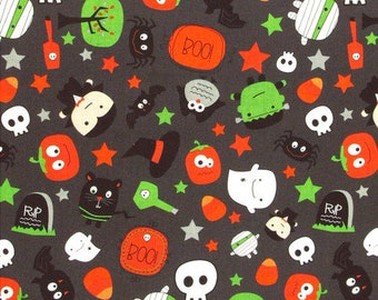 1/2 Yard (18 inches) of Boo to You by Riley Blake