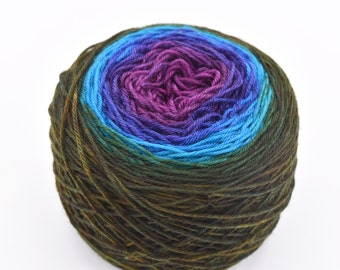 Katatomic Gradient Lovely Hand Dyed Yarn - In Stock