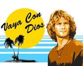 Vaya Con Dios Point Break Print