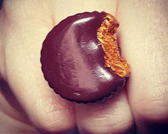 Reese's Peanut Butter Cup Ring