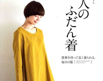 May & Me Style Everyday Clothes  - Japanese Craft Book