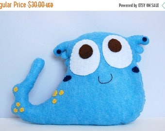 35% SALE Bloboon The Deep Sea Plush Toy / Stuffed Toy