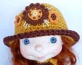 Roue dentée chapeau d'hiver Bliss