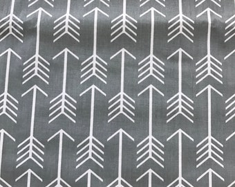 Nursing Cover-White Arrows-Free Shipping When Purchased With A Wrap