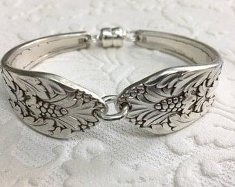 Ornate Spoon Handle Bracelet