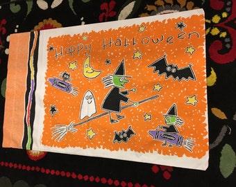 Halloween Pillowcase