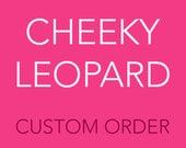 Custom order for Ross - Two tissue holders