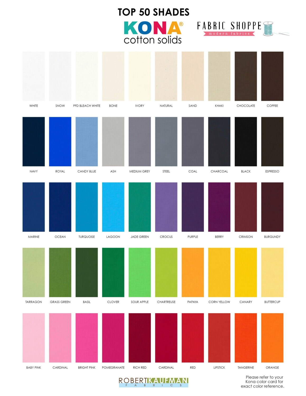 Kona cotton solid quilt fabric, Kona IVORY 1181, Ivory fabric ... : solid quilting fabric - Adamdwight.com