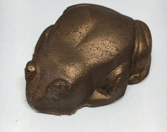 Chocolate Frog Bath Bomb (WITH Charm Inside!)