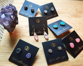I LOVE THESE BABIES Sale!!! Dara Ettinger Mystery Druzy Earrings Biggest Sale Ever
