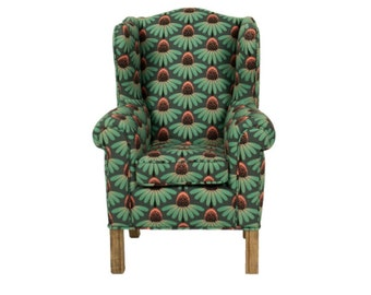 MOVING SALE - Itty Bitty Wingback