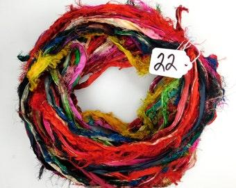 Silk Sari Ribbon, sari border ribbon, Metallic Zari border,  sari silk ribbon, wedding sari, washed sari, weaving supply