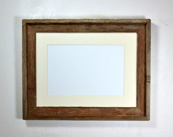 Reclaimed Barn Wood Shadow Box Set Brown And Gray By