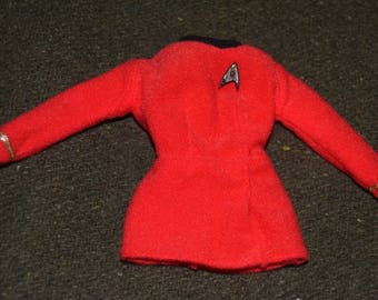 Vintage 1996 Star Trek Barbie Dress