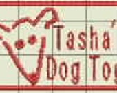 Tasha's Dog Togs Custom Digitized Embroidery Design (private listing)