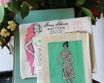 NEW YEAR SAVINGS Summer Dress by Anne Adams pattern 4601