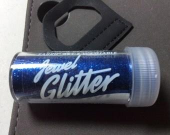 Ultra Fine Glitter Jewel Midnight Blue