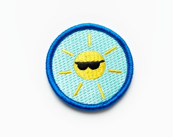 Iron-on Sunshine Patch