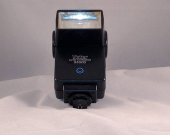 Vivitar 550 FD Auto Thyristor flash