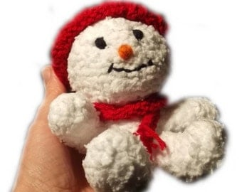 Snowbaby knitting pattern