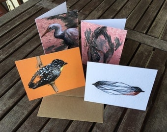 Greeting Cards 4-pack