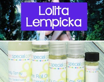 Lolita Lempicka Perfume, Perfume Spray, Body Spray, Perfume Roll On, Perfume Sample, Dry Oil Spray, You Choose the Product