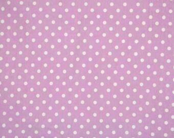 Light  purple dots 1 knit CL