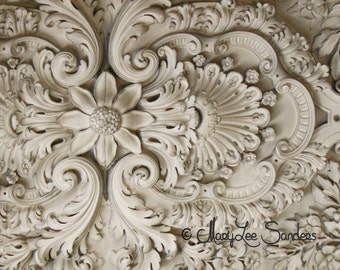 Versaille architectural ceiling detail, Fineart photography, perfect for any decor