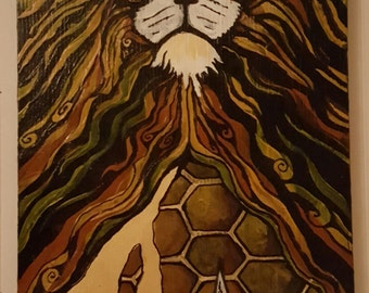 The Honey Lion